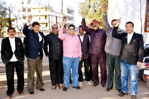 एसपी गौरव तिवारी के समर्थन में छिंदवाड़ा में बन रहा माहौल