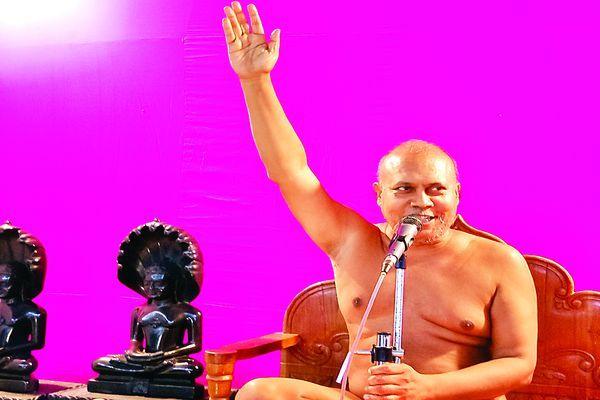 सरकार के साथ संतों को भी करना होगी जनहित की चिंता:मुनि प्रज्ञा सागर