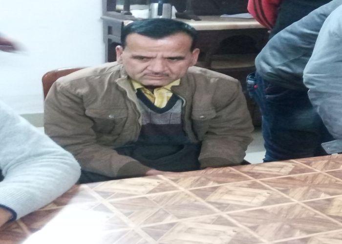 लोकायुक्त पुलिस को देख पीला पड़ा हवलदार का चेहरा, रिश्लत लेते हुए हुआ गिरफ्तार