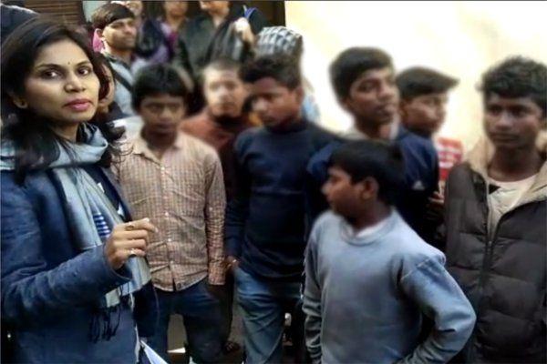 बिहार और पश्चिम बंगाल से लाए थे बाल मजदूर, 100 मासूमों को करवाया मुक्त