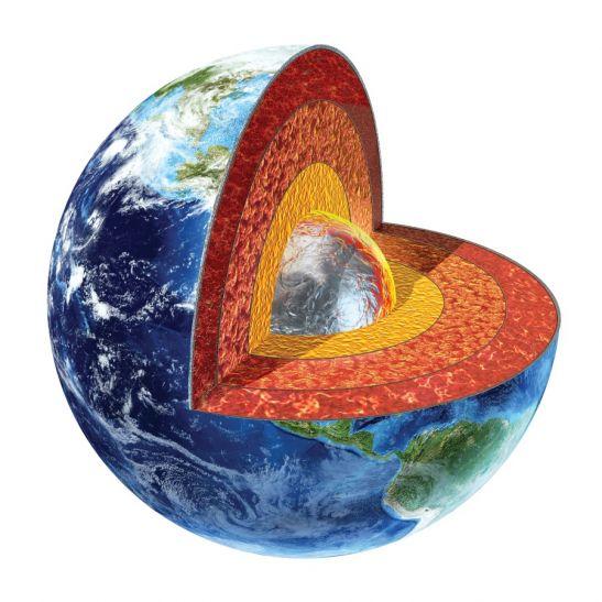 पृथ्वी के गर्भ में मौजूद तत्व का रहस्य सुलझा