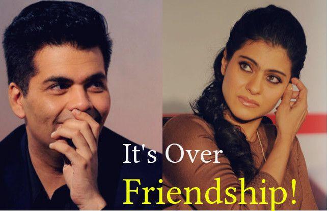 करण जौहर ने तोड़ी काजोल से 25 साल पुरानी दोस्ती! वजह जानकर दंग रह जाएंगे
