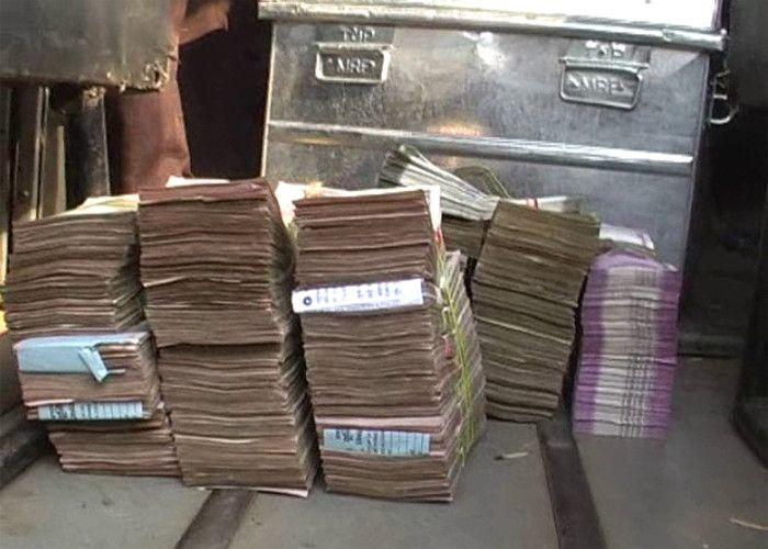 मुजफ्फरनगर में चेकिंग के दौरान पकड़े गए 4 करोड़ 17 लाख रुपए