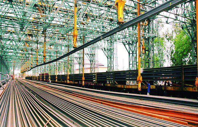 BSP में  एक बटन की वजह से दो दिन बंद रही यूनिवर्सल रेल मिल, उत्पादन रहा ठप