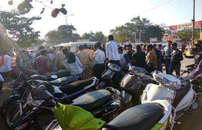 अर्जुन ढाबा हत्याकांड: पुलिस नहीं होती तो हत्या के आरोपियों की जान ले लेती आक्रोशित भीड़