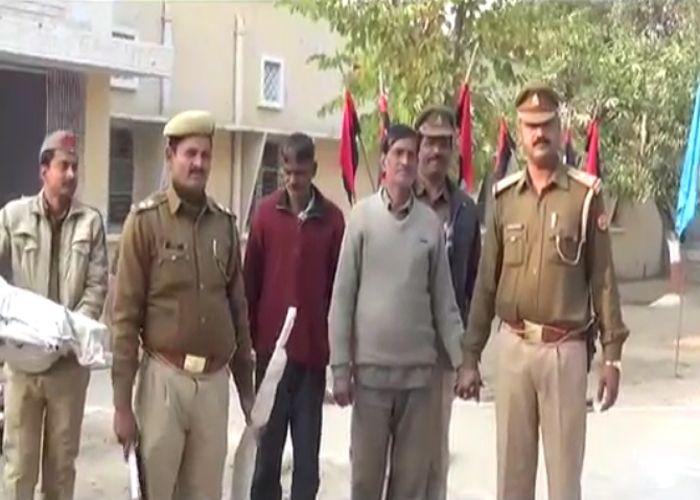 पुलिस के हाथ लगी बड़ी सफलता, असलहा फैक्ट्रा का किया भांडाफोड़