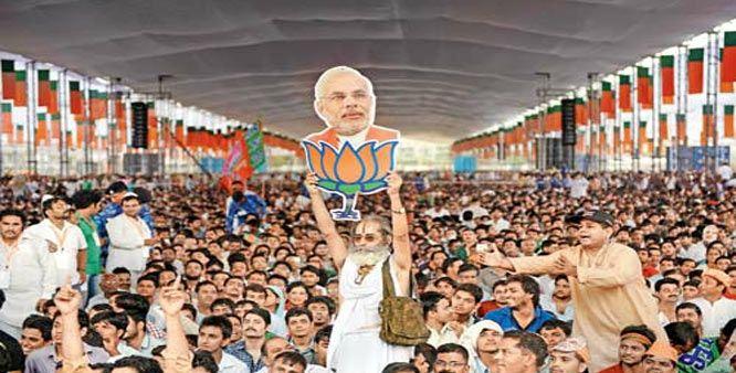 बीजेपी ने अचानक बदली रणनीति, मोदी संग अब सिर्फ ये नेता ही खिलाएंगे कमल