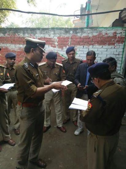 पांच घंटों में सामने आई कई वारदातें, DIG हुए गंभीर, किया जिले का रुख