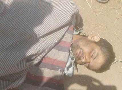 ठण्ड का कहर, ससुराल में ग्रामीण की मौत