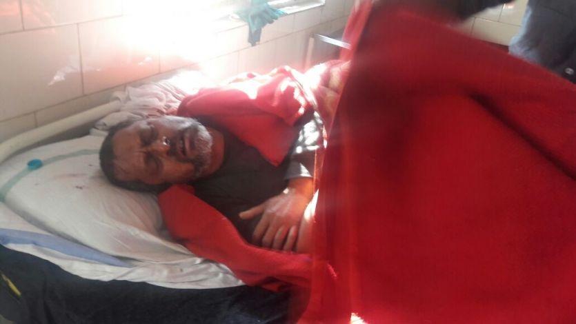 80 वर्षीय महिला पर हमला