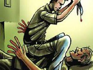 कलयुगी बेटे ने पिता को पीट-पीटकर मार डाला