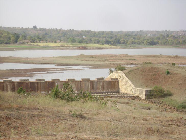 जलाशय में मार्च तक पानी, रहेगा जलसंकट