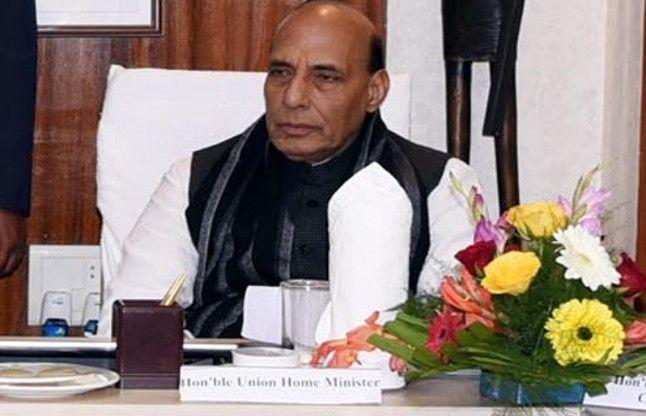 बस्तर में महिलाओं के साथ ज्यादती के सवाल पर गृहमंत्री राजनाथ सिंह ने साधी चुप्पी