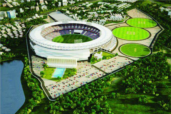 होलकर की तर्ज पर बनेगा दुनिया का सबसे बड़ा क्रिकेट स्टेडियम, यह है खास वजह