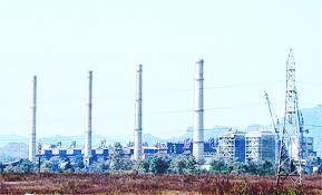 पतरातू थर्मल पावर स्टेशन पर बिजली उत्पादन ठप