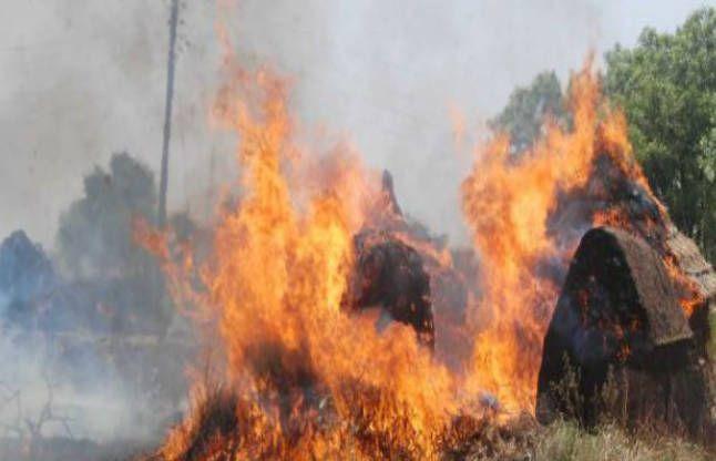 झोपड़ी में जिंदा जल गई 1 साल की मासूम, रोंगटे खड़े करने वाला मामला