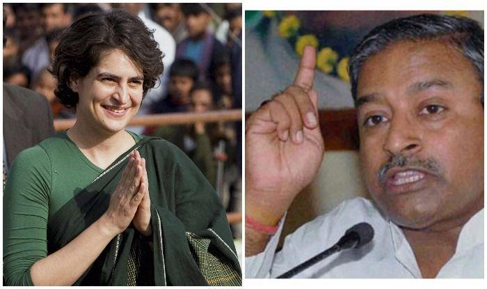 प्रियंका गांधी पर भाजपा नेता विनय कटियार की टिप्पणी पर अपनी राय दें ?