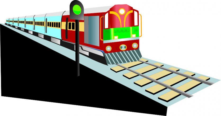महिला ने चलती ट्रेन के आगे 2 बच्चों संग लगायी छलांग