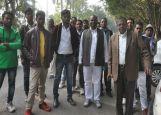 भारतीय जनता पार्टी के कई पदाधिकारी आर के चौधरी के विरोध में उतरे !