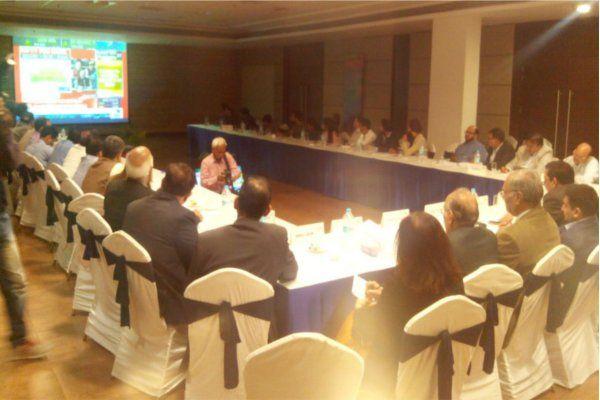 बजट लाइव: जेटली ने शुरू किया भाषण, इंदौर में भी परिचर्चा शुरू