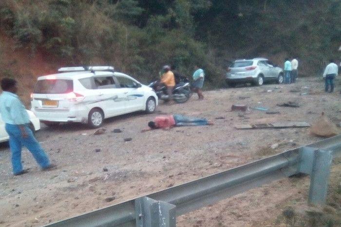 आंध्र-ओडिशा बॉर्डरपर IED धमाके में शहीद हुए 4 जवान, 8 घायल