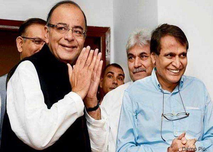 #BUDGET 2017:आम बजट से ये मिला रेलवे को, सिक्योरिटी और सर्विस पर फोकस