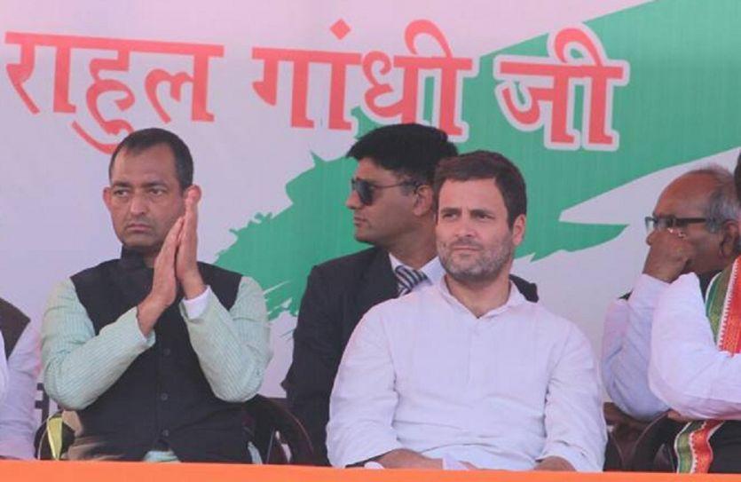 कांग्रेस ने जौनपुर से जिसे दिया है टिकट उस पर है ये आरोप, ये हैै पूरी कहानी