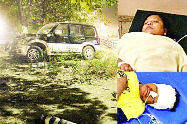 मौत बनकर आई स्कॉर्पियो, 11 साल की बच्ची की ली जान