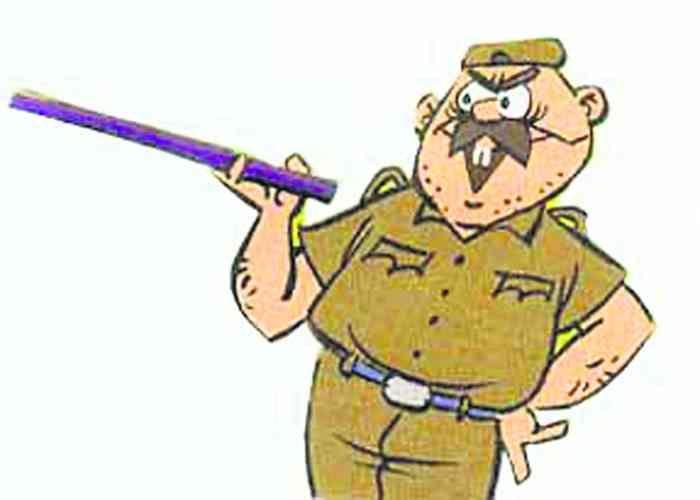 पर्दे के पीछे: अपराधियों से पुलिस की यारी, इस हवलदार को पड़ी भारी