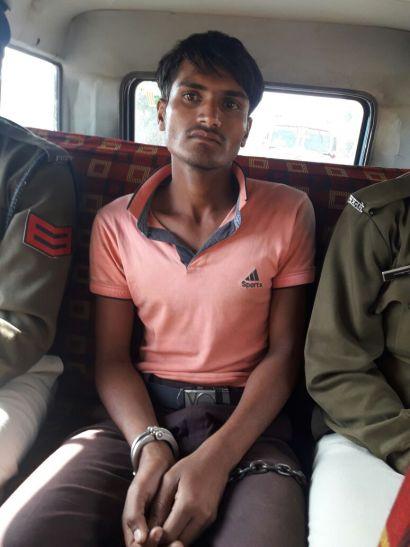 हत्यारे ने कबूला जुर्म, पुलिस ने भेजा जेल