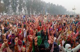 जाट आरक्षण आंदोलन: झा आयोग का कार्यकाल छह माह के लिए बढ़ाया