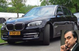 Mukesh Ambani Luxury Car Hindi News Mukesh Ambani Luxury Car