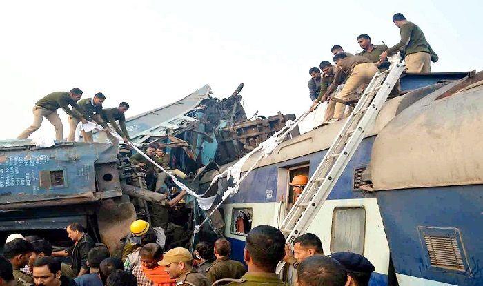 कानपुर रेल हादसाः NIA कोर्ट में गजेन्द्र की पेशी