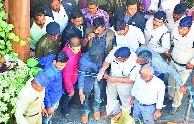 अदालत ने सीरियल किलर उदयन को भेजा जेल, रिमांड पर जा सकता है बंगाल