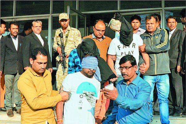 ISI जासूसी कांड में बड़ा खुलासा, भाजपा के बाद अब विहिप से भी कनेक्शन
