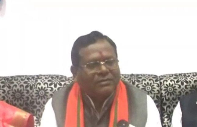 गृहमंत्री पैकरा ने कहा बस्तर का माहौल खराब हो रहा था इसलिए हटाए गए कल्लूरी