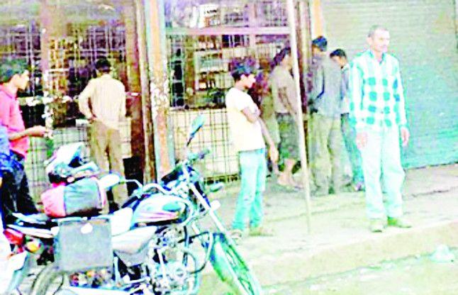 यहां नहीं है पुलिस का डर इसलिए गांव-गांवमें हो रही शराब की अवैध बिक्री