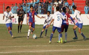 भारतीय महिला फुटबॉल लीग में ईस्टर्न स्पोर्टिंग-राइजिंग स्टूडेंट्स में खिताबी भिड़ंत आज