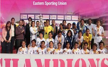ईस्टर्न स्पोर्टिंग यूनियन ने जीती पहली महिला फुटबाल लीग
