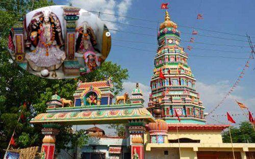 100 साल से शहर की रक्षा कर रही ग्राम देवी