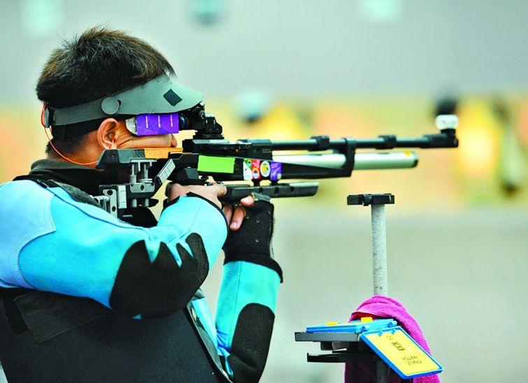 भोपाल में होगी ओलिंपिक की तैयारी, 10 करोड़ में बन रहा शूटिंग रेंज