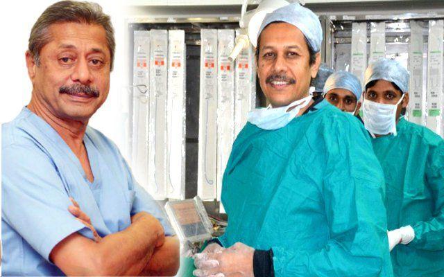 स्टेंट मामले में केंद्र सरकार के फैसले से डॉक्टर्स नाराज, डॉ. त्रेहान ने उठाए सवाल