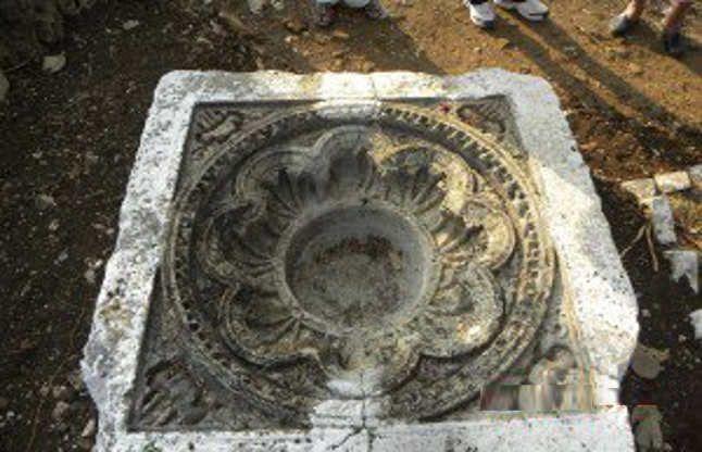 यहां मिला 12 वीं शताब्दी का श्री यंत्र, दिल्ली के जंतर मंतर से 5 सौ साल पुराना