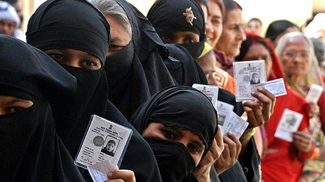 इन सीटों पर मुस्लिम तय करेंगे किसकी बनेगी प्रदेश में सरकार