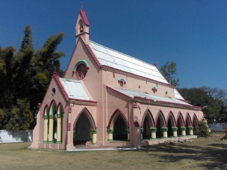 ये है एशिया की दूसरी सबसे सुन्दर चर्च, 150 साल पहले बनी थी