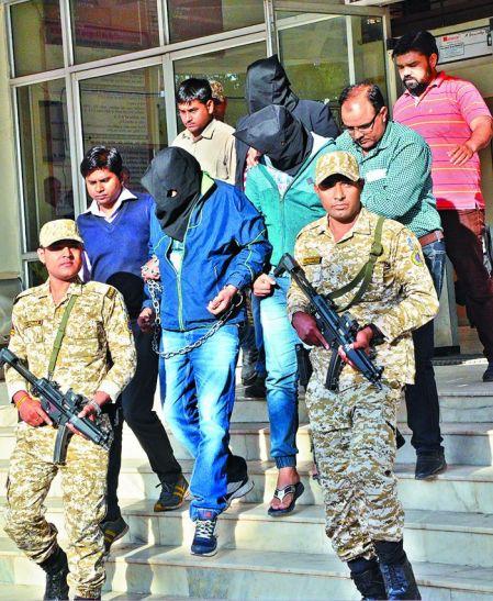 खुलासे के बाद प्रेशर में आ गई एटीएस, भाजयुमो नेता सक्सेना को जेल भेजा
