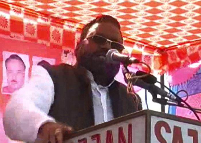 स्वामी प्रसाद मौर्या ने किया मायावती पर वार, कहा बाबा साहब के मिशन को किया नीलाम