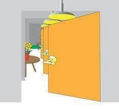 क्या एक सीध में दरवाजे होने से वास्तु दोष माना जाता है? जानिए इन बातों को