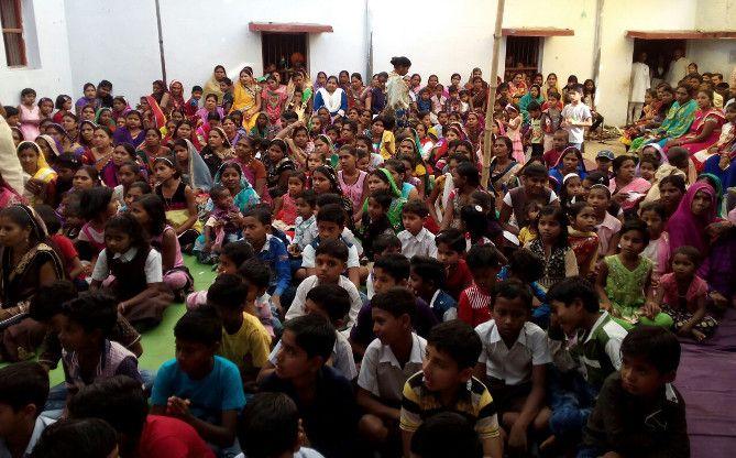 सशिमं छुरीकला में मनाया गया मातृ-पितृ पूजन दिवस