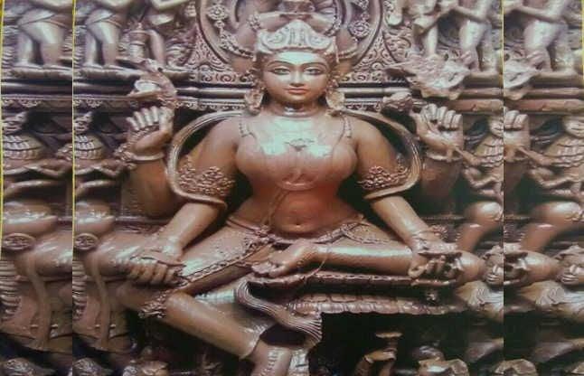 'गंगा' स्नान के बाद बनवाई गई 'नर्मदा' की ये मूर्ति, रहस्यों पर हो रही रिसर्च